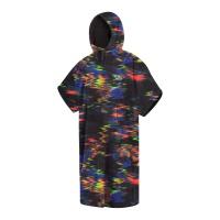 Mystic - Poncho Velour Rainbow Changing Robe