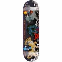 World Industries - Cats Jousting 8.0 Skateboard Deck