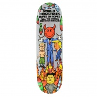 World Industries - Dopes on Ropes 8.1 Skateboard Deck