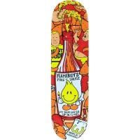 World Industries - Hot Sauce 8.0 Skateboard Deck