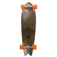 Roots Longboards - Fish V2 Complete Longboard