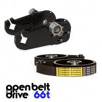 Trampa - Open Belt Drive OBD 66T Electric Motor Mount