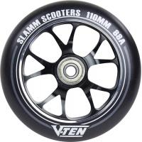 Slamm Scooters - V-Ten 110mm Scooter Wheel Black