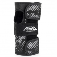 Rekd Protection - Wrist Guards Grey and Black
