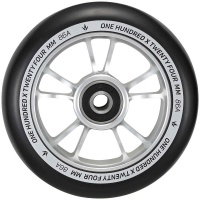 Blunt - 100mm Scooter wheel Black and Silver