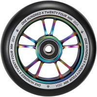 Blunt - 100mm Scooter Wheel Black Oil Slick
