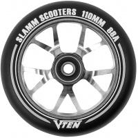 Slamm Scooters - V-Ten Scooter Wheel 110mm Titanium
