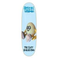 Heroin Skateboards - The Soft Boiled Egg Skateboard Deck 8.7