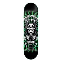 Zero Skateboards - MMXX Green Cole Skateboard Deck