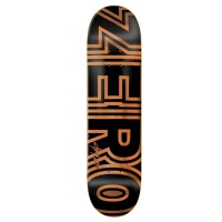 Zero Skateboards - Signature Bold Cole 8.25 Skateboard Deck