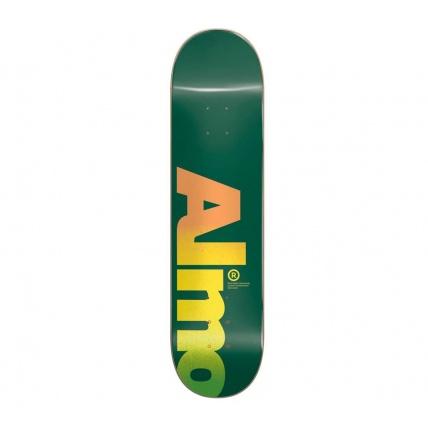 Almost Fall off Logo HYB 8.25 Skateboard Deck