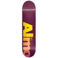 Almost - Fall off Logo HYB 8.0 Skateboard Deck