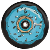 Chubby Scooter Co - Orio Blue 110mm Scooter Wheels