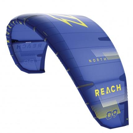 Reach Freeride Kitesurfing Kite 2021 Ocean Blue