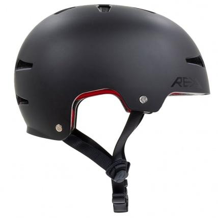 Rekd Protection Junior Elite 2.0 Helmet Black