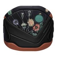 Mystic - Diva Womens Kite Waist Harness Black Floral
