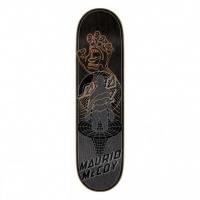 Santa Cruz - VX McCoy Transcend Black 8.25 Skateboard Deck