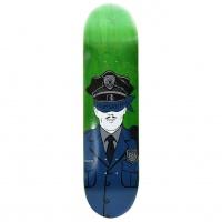Doom Sayers Skateboards - Club Corp Cop 8.75 Skateboard Deck