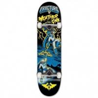 Fracture - x Jon Horner Weather Girl 7.25 Complete Skateboard
