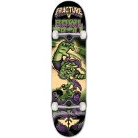 Fracture - x Jon Horner Bowl Troll 8.25 Complete Skateboard