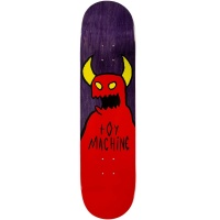 Toy Machine - Sketchy Monster 9.0 Skateboard Deck