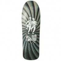 New Deal  - Douglas Chums Metallic 9.75 skateboard deck