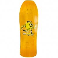 Blast Skates  - Classic Stain Mascot Logo 10.0 Skateboard Deck