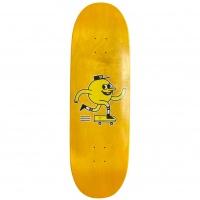 Blast Skates  - Classic Stain Mascot Logo 9.5 Skateboard Deck