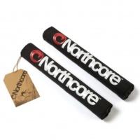 Northcore - ECO Roof Bar Pads 43cm Pair Black