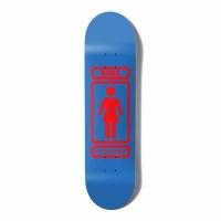 Girl - 93 V2 Tyler Pacheco 7.8 Skateboard Deck
