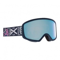 Anon - Deringer Noom Perceive Variable Blue Snowboard Goggles