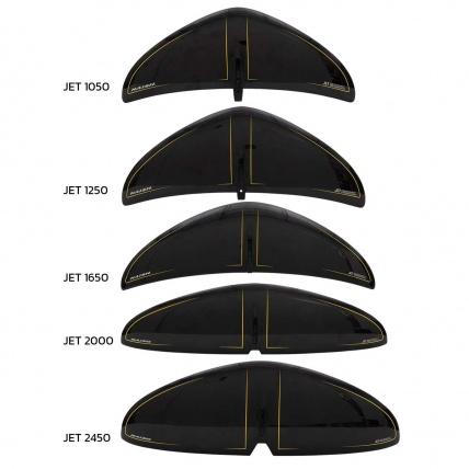 Naish S26 Jet Foil Wing Sizes