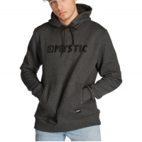 Mystic - Brand Hood Sweat Asphalt Melee