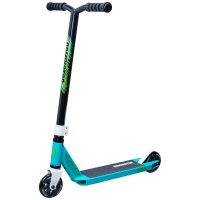 Dominator - Scout Teal Black Complete Scooter