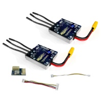 Trampa - Dual VESC6 pack with NRF Dongle