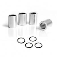 Trampa - Bearing Spacers 12mm for Trampa Hubs Pack 4