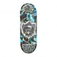 BerlinWood - Flatface Crystal Fingerboard Deck