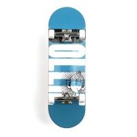 Bollie - Complete Fingerboard Blue New Logo