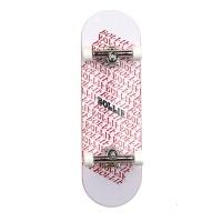 Bollie - Complete Fingerboard Nine Red