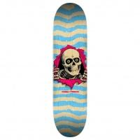 Powell Peralta - Ripper Shape 248 Blue 8.25 Skateboard Deck