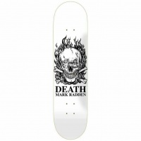 Death - Mark Radden Skull Radman Skateboard Deck