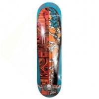Death - Dan Cates Mummy II 9.0 Skateboard Deck