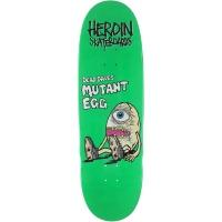 Heroin Skateboards - Dead Dave Mutant Egg 9.6 Skateboard Deck