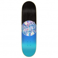 Santa Cruz - Iridescent Dot Blue 8.5 Skateboard Deck