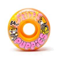 Blast Skates  - Trippy Puppies 54mm Skateboard wheels