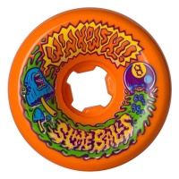 Santa Cruz - Slime Balls Winkowski Vomits 95a Orange 60mm