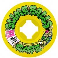 Santa Cruz - Slime Balls Double Take Cafe Vomit Mini 95 53mm