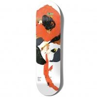 Girl - Blooming Simon Bannerot 8.25 Skateboard Deck