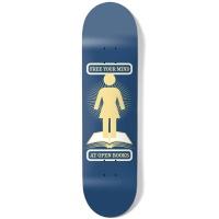 Girl - Book One Off Niels Bennett 8.0 Skateboard Deck