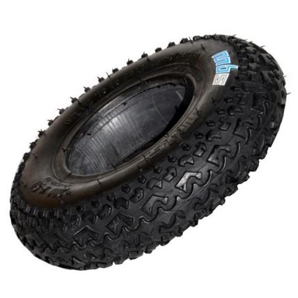 MBS T1 Tyre Black